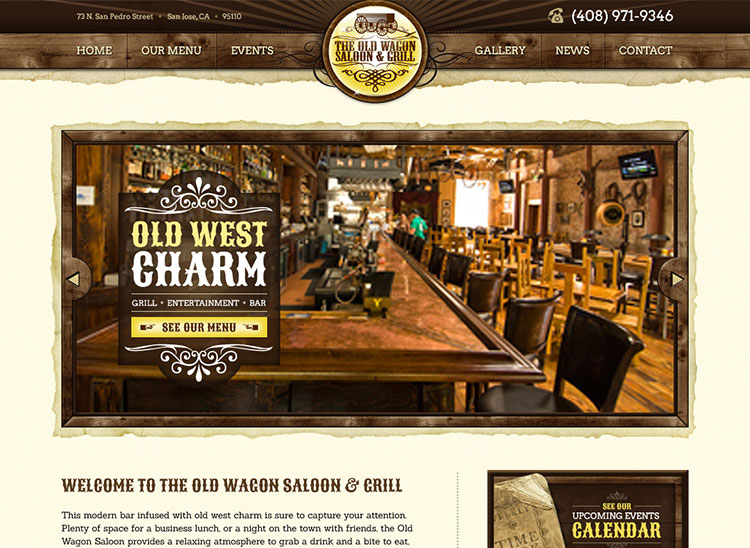 The Old Wagon Saloon & Grill