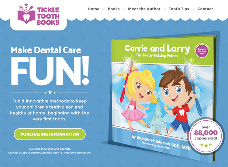 Tickle Tooth Books
